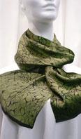 100% silk scarf - Item # AC0122