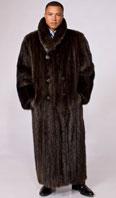 Beaver coat - Item # ME0042